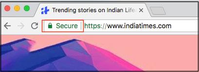 什么是SSL挂锁